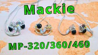 Mackie MP-320/360/460 Review/Vergleich | für jeden was Passendes dabei
