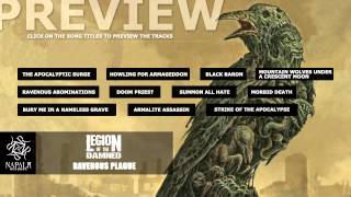 LEGION OF THE DAMNED -- Ravenous Plague (Preview) | Napalm Records