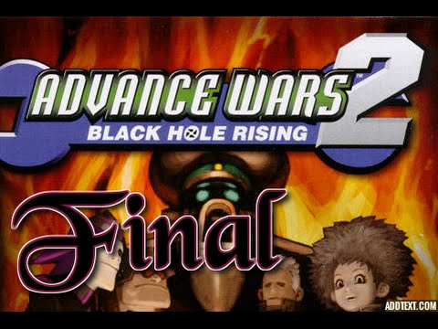 """Final Part: Let's Play Advance Wars 2, Hard Campaign - """"The Final Conflict!"""""""