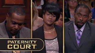 Woman Admits To Sleeping With Neighborhood Ice Cream Man (Full Episode)   Paternity Court