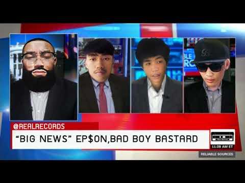EP$ON Ft. BAD BOY BASTARD - BIG NEWS (Prod. P8d) [ Audio Official ]
