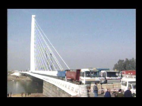 Inauguraci n del puente del alamillo de sevilla 1992 - Empresas de construccion en sevilla ...