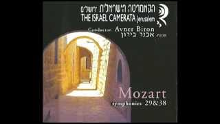 4.Mozart - Symphony 29 in A major - K. 201 - Allegro con spirito