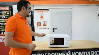 Видеообзор микроволновой печи BINATONE FMO 2030 W со специалистом от RBT.ru