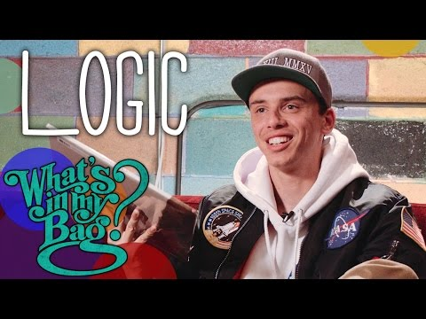Logic - What's In My Bag?