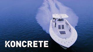 Drones Chasing Boats - Koncrete 2016 aerial cinema reel.