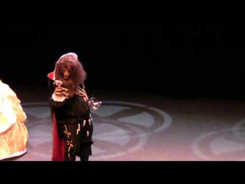 quel est le premier chevalier que yûhi rencontre