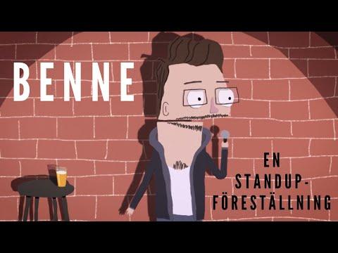 BENNE - En Animerad Standupspecial Av Anton Magnusson
