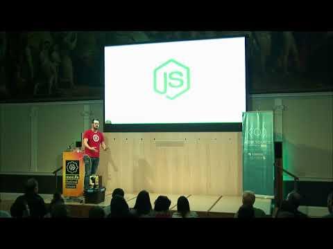Dominik Kundel - Coffee.js - How I hacked my coffee machine using JavaScript