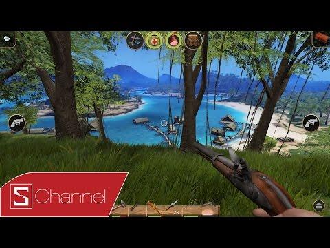 Schannel - S Games: Trải nghiệm sự cô độc trong game Radiation Island