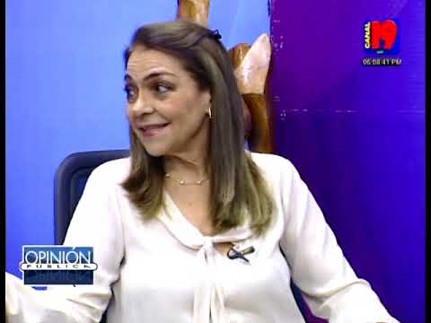 OPINION PUBLICA VIRGINIA GORIS  26 NOVIEMBRE  2017  AMABLE STERLING Y MILDRE CANAHUATE