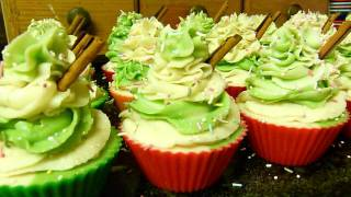 Edens Secret - Lime & Neroli Cupcakes - Natural Soap
