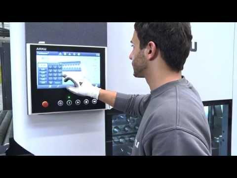 ARKU PlateMaster - Plattenrichtmaschine DE