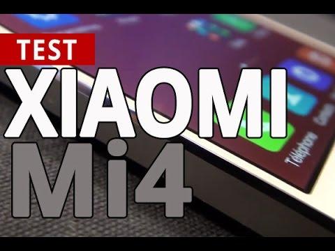 Xiaomi Mi4 : la star des smartphones chinois