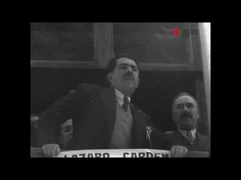 Programa 1. Compilación Lázaro Cárdenas. Duración 1 hora 7 minutos.