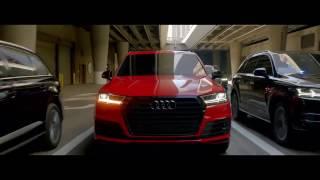 видео Шпионские фото Audi Q7 2016