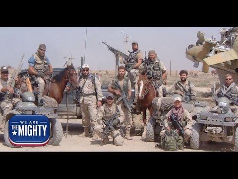 These Green Berets avenged 9/11 on horseback