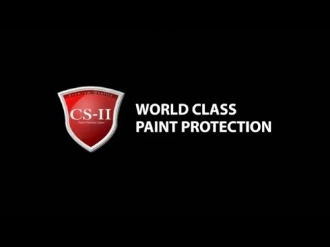 CS-II Paint Protection | Titanium Technology Apply