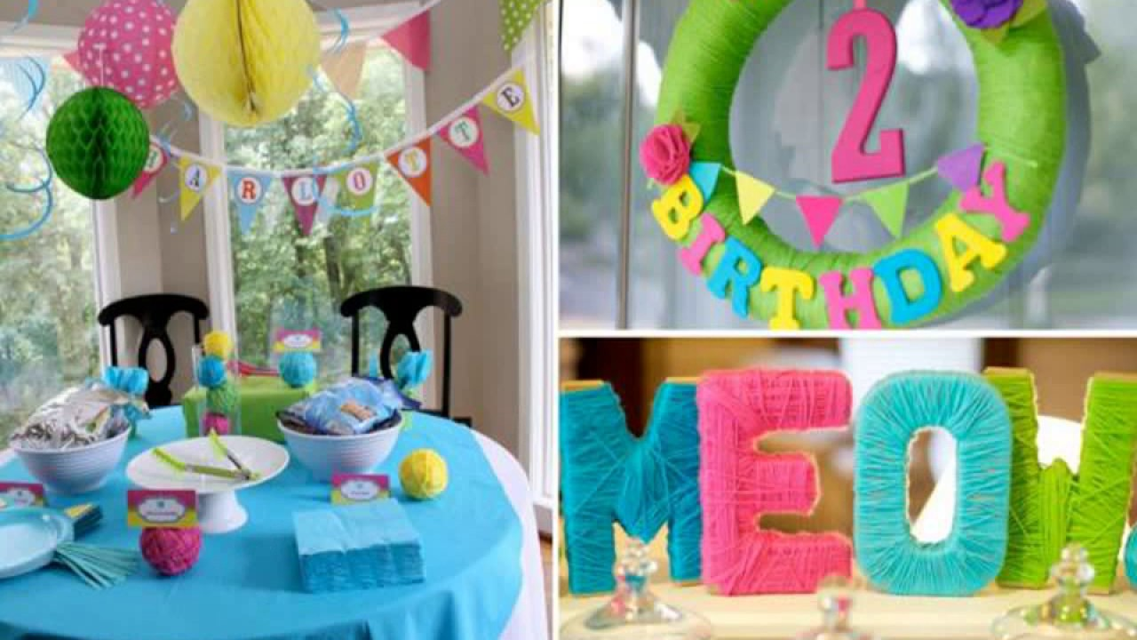 99 Home Decorating Ideas For Birthday Party Remarkable 2 Yr Old