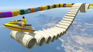PARKOUR NO PARA NOOBS - GTA V ONLINE