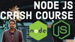 Node JS Crash Course