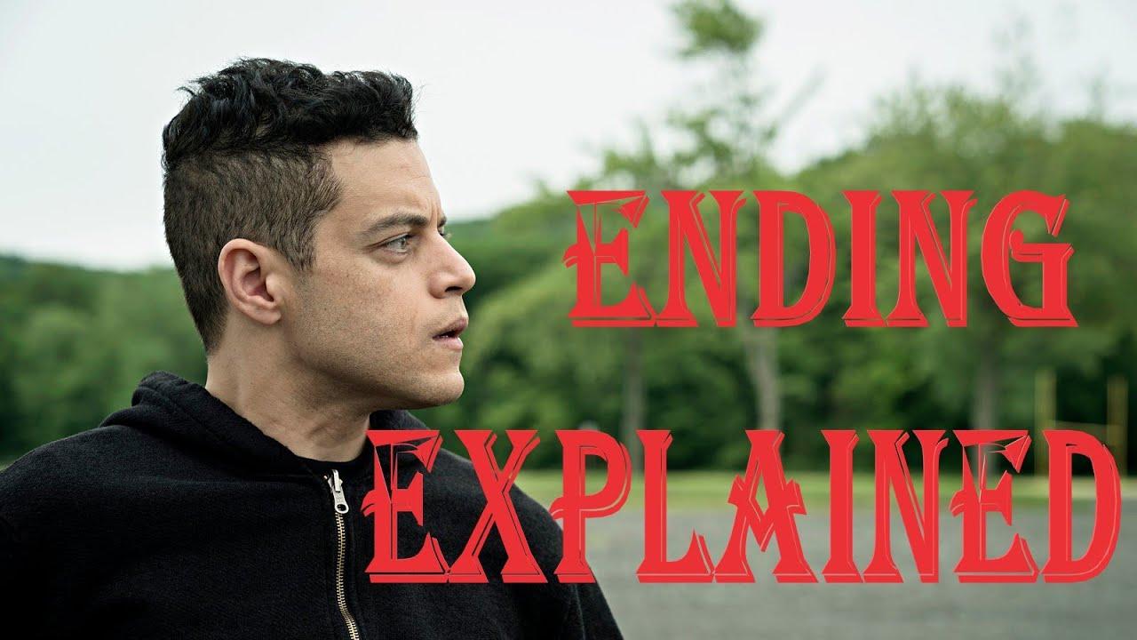Download MR ROBOT ENDING EXPLAINED | Season 4 finale