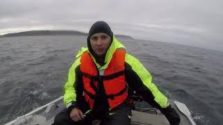 Морская Северная рыбалка / Кильдин Восточный / Треска / день 2 / North sea fishingHD 2019