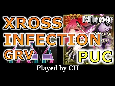 Download �SDVX】XROSS INFECTION GRV PUC�ミラー】�手元付�】