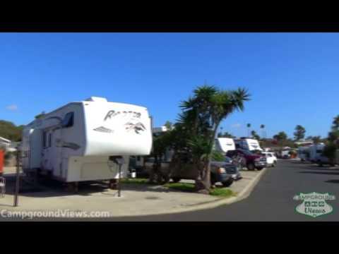 Oceanside RV Park Oceanside California CA - CampgroundViews.com