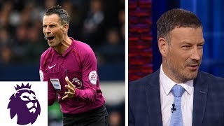 Inside the Mind with The 2 Robbies: Mark Clattenburg | Premier League | NBC Sports
