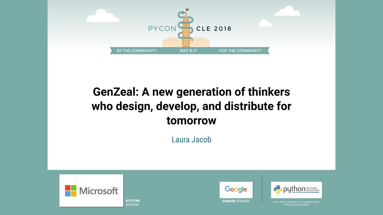 Image from GenZeal: A new generation of thinkers who design, develop, and distribute for tomorrow