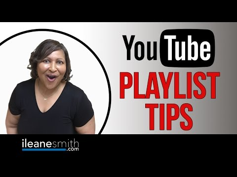 How to Optimize YouTube Playlists