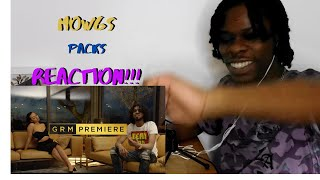 Mowgs - Packs [Music Video] | GRM Daily | REACTION!!!