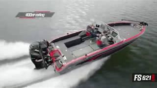 Ranger 621FS PRO On Water Footage