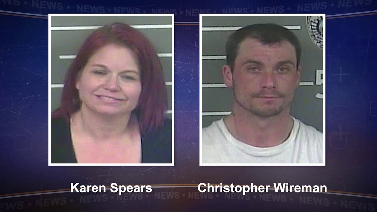 Traffic stop leads to large crystal meth bust in Pikeville