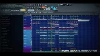 Dr. Dre - For The Love Of Money Instrumental Remake By MoMo Zenati - Fl Studio 12 + DL Link