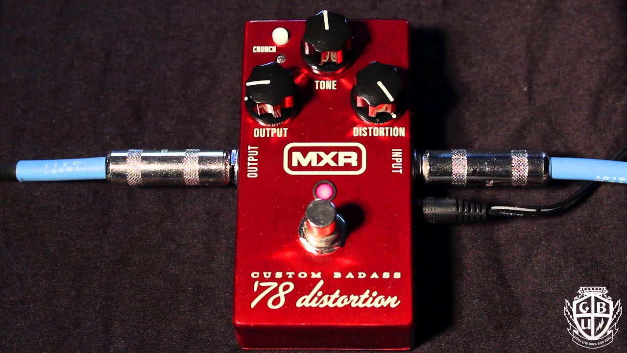 Mxr Custom Badass 78 Distortion Review Demo Tutorial Youtube Make Your Own Beautiful  HD Wallpapers, Images Over 1000+ [ralydesign.ml]