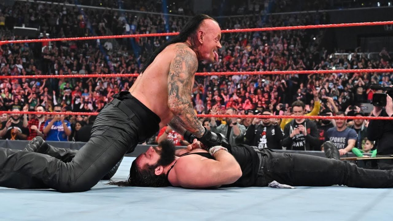 The Undertaker Was Originally Set To Face THIS STAR At WWE Super Showdown 1