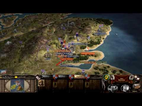 "Let`s Play Medieval 2 Total War: Rule Britannia ""Saor Éire"" #13"