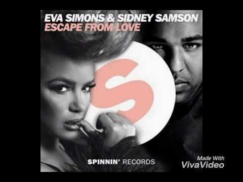 Eva Simons & Sidney Samson - Escape From Love (Lyric Video)