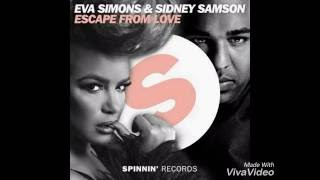 Eva Simons & Sidney Samson - Escape From Love (Lyric Video)