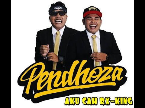 PENDHOZA - AKU CAH RX-KING // full version official // (cover by K3 Klaten)