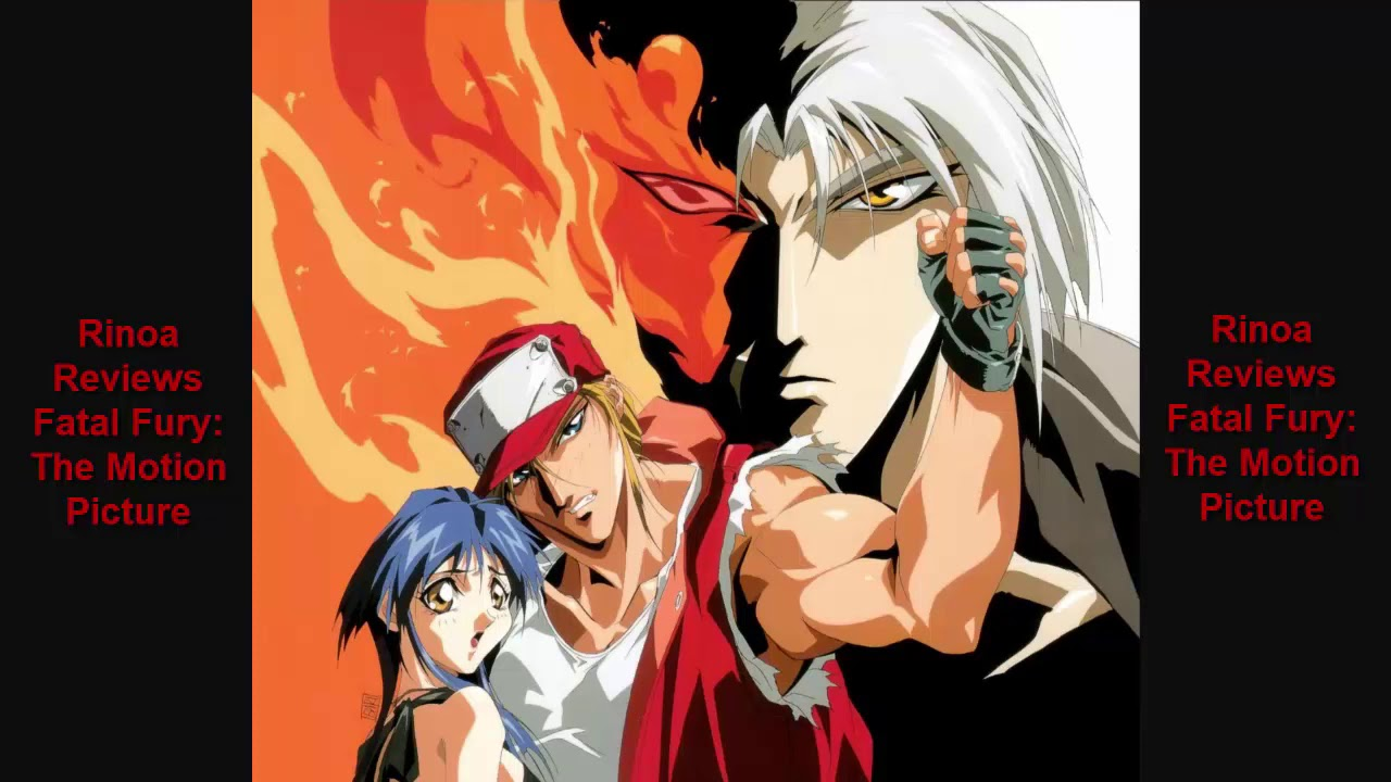 Fatal Fridays Fatal Fury The Motion Picture Movie Review