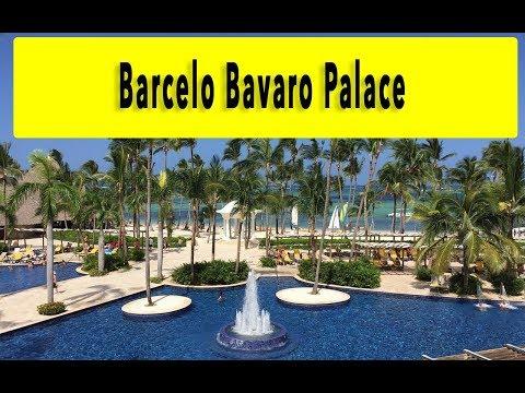 Barcelo Bavaro Palace 2018 Punta cana