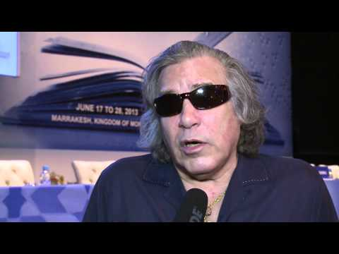 VIPs on the Books for the Blind Treaty: José Feliciano, Singer