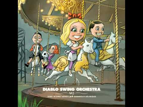 Diablo Swing Orchestra - Lucy Fears the Morning Star + LYRICS