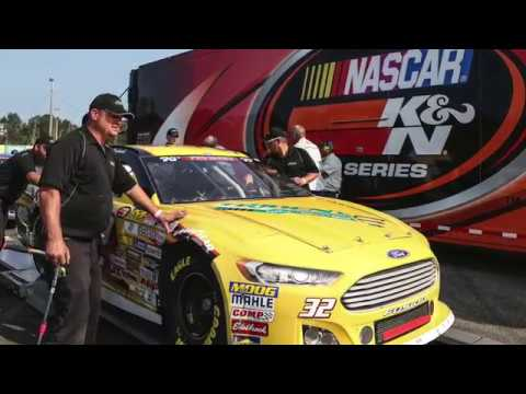 Trident Nascar campaign heading to Bakersfield dairy farm area