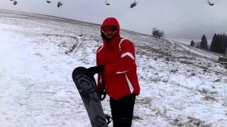 Инструкция лайфхак, как быстро научиться кататься на сноуборде