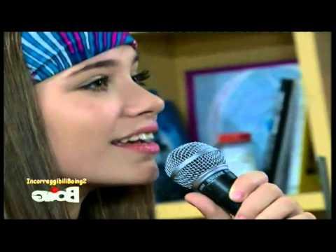 Speciale Incorreggibili - Gaia canta