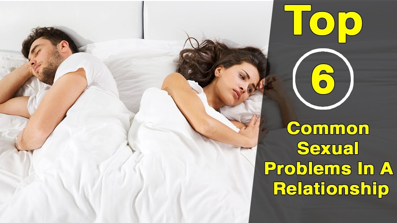 Sexual problems in a marriage